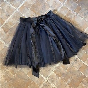 Twelve Layers lined tutu skirt size women's XS